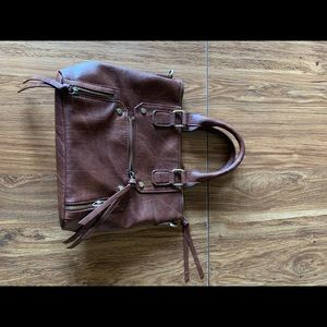 VEGAN LEATHER purse